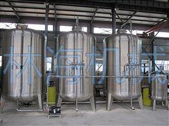 洗瓶水净化循环系统