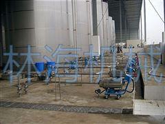 金六福酒业不锈钢泵现场