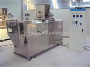 TSE-65lll湿法鲜肉狗粮设备双螺杆膨化机生产线厂家