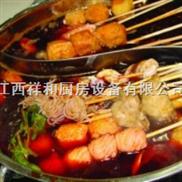 正宗四川小吃麻辣燙關東煮加盟麻辣燙底料配方制作培訓麻辣串的做法小吃車