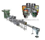铝易拉罐饮料包装生产线,含气易拉罐生产线