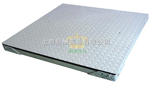 浙江省3吨双层地磅秤,5吨双层电子地磅,10吨地磅
