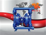 QBY型-QBY型铸铁气动隔膜泵