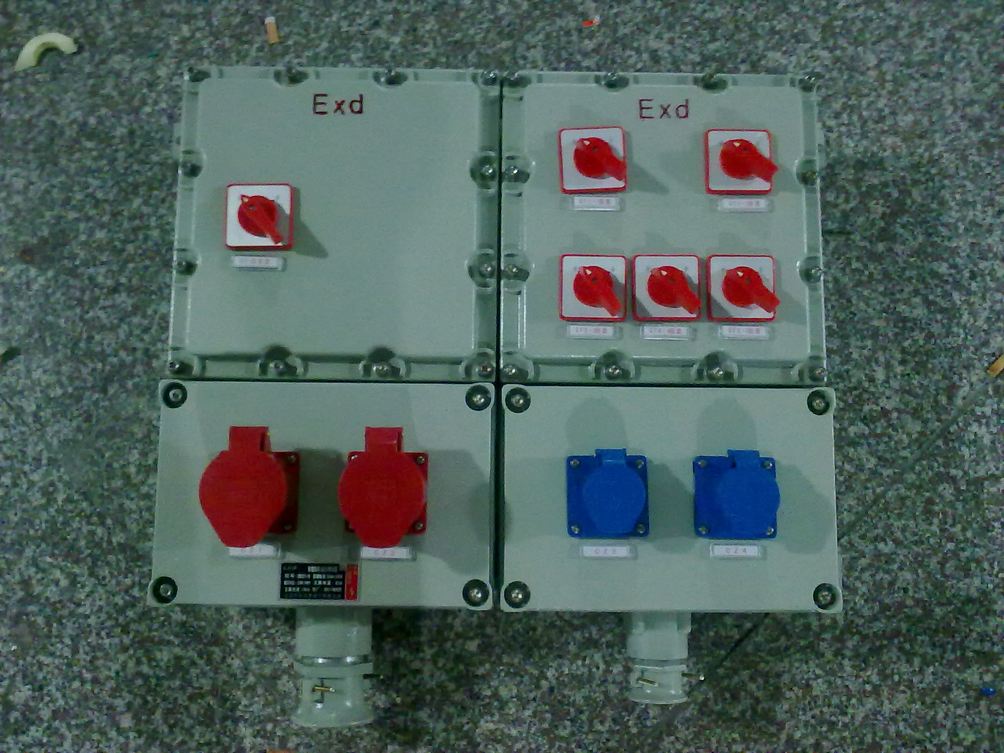 防爆照明(动力)配电箱BXM(D)51厂家订做