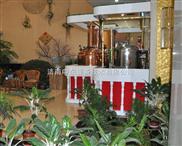 300L精典豪华紫铜酒店啤酒设备