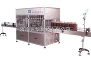 宁夏大豆油灌装机+菜籽油灌装机