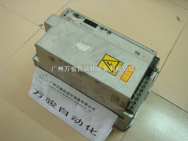 图为22KW路斯特伺服器维修,CDE34.058-LUST路斯特 伺服驱动器维修