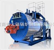 立式燃油熱水鍋爐