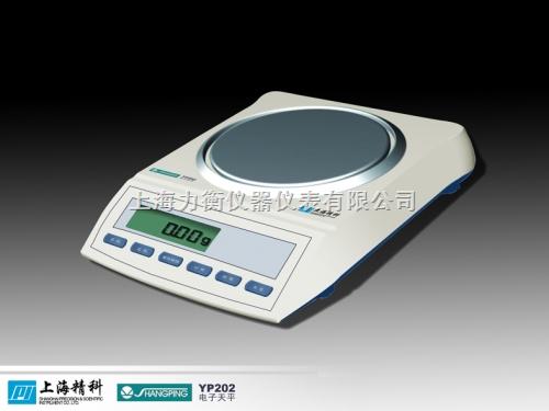 电子天平 YP102N 上海恒平