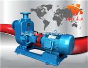 ZW型无堵塞自吸排污泵,不锈钢自吸泵,自吸排污泵