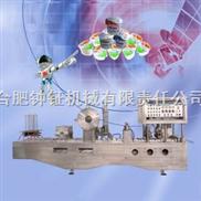 ZGDQ系列单片膜全自动塑杯灌装封口机(升级型)