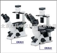 奥林巴斯CKX31倒置显微镜 400倍光学显微镜报价