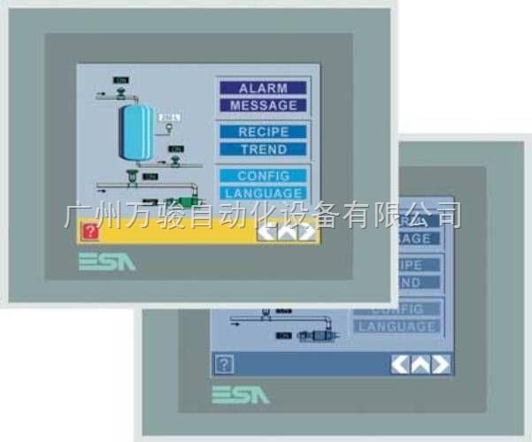 VT505W系列ESA-广州ESA 触摸屏维修