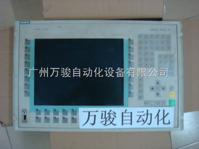 西门子MP370、OP270、MP377、OP277触摸屏维修-广州西门子MP370触摸屏维修