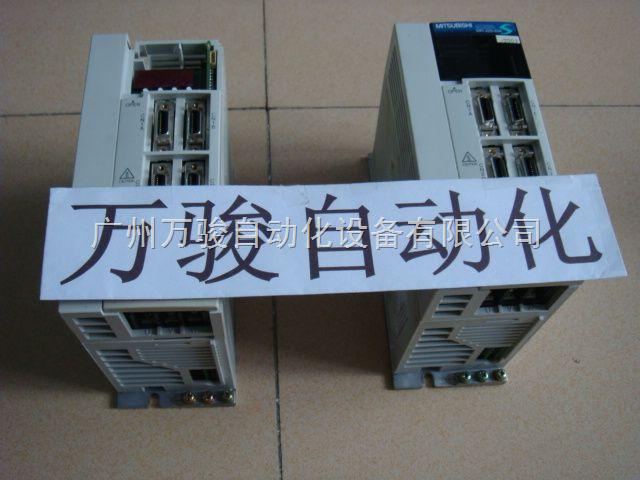 三菱MR-E系列-广州三菱MITSUBISHI 伺服驱动器维修