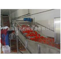 洗果机-小型果汁饮料生产线