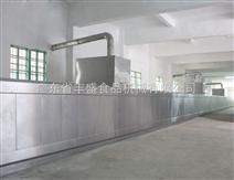 威化餅生產線,米燒生產線,豐盛餅干機械