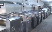 饼干成套设备生产线,高档全自动饼干生产线,丰盛饼干机械