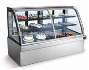 圆弧蛋糕冷藏展示柜