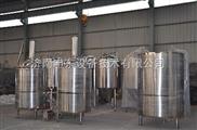 专业生产啤酒设备100kg