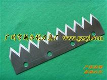 供应优质耐用工业机械齿型刀