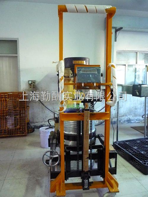 150kg液罐秤,北京倒桶秤,不锈钢倒桶秤