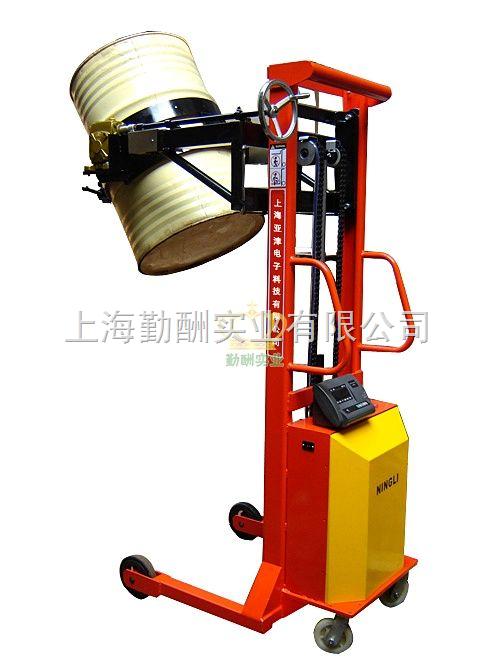 350kg液罐秤,北京倒桶秤,不锈钢倒桶秤
