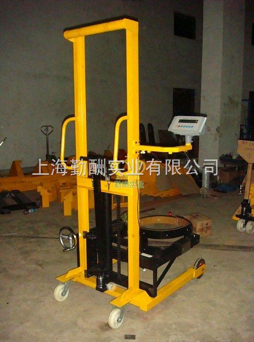 600kg液罐秤,北京倒桶秤,不锈钢倒桶秤