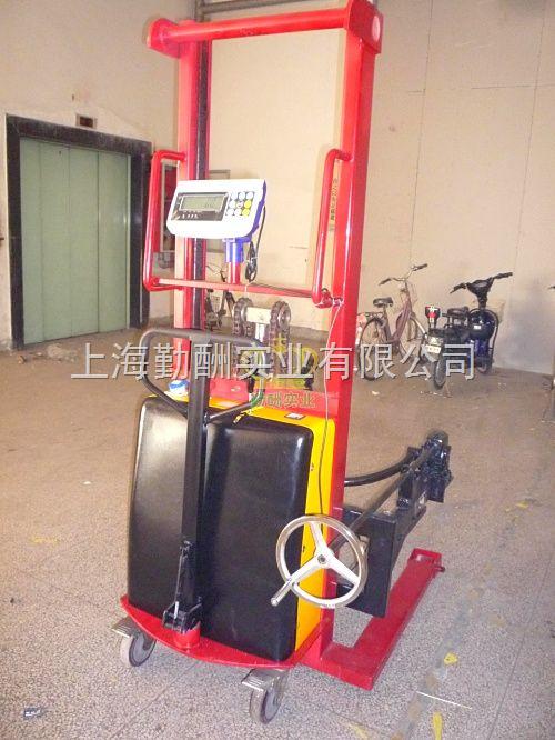 600kg油桶秤,北京倒桶秤,电子油桶秤