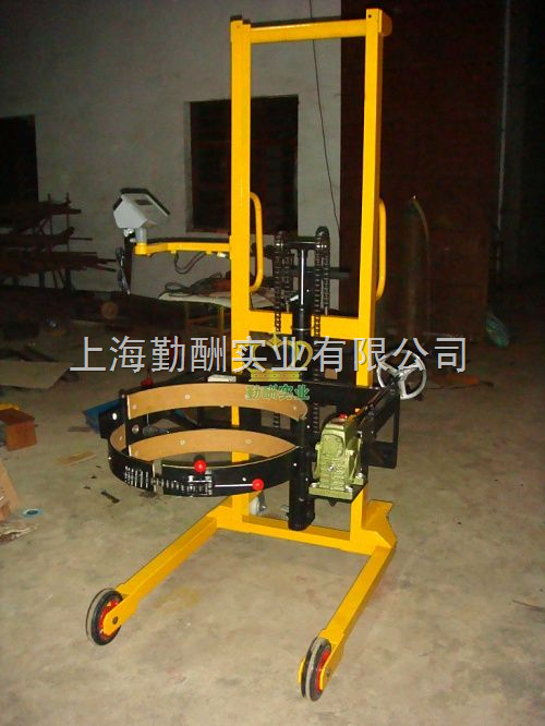 COB防爆油桶秤,北京倒桶秤,电子油桶秤