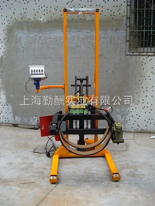 600kg油桶秤,北京倒桶秤,手动油桶秤