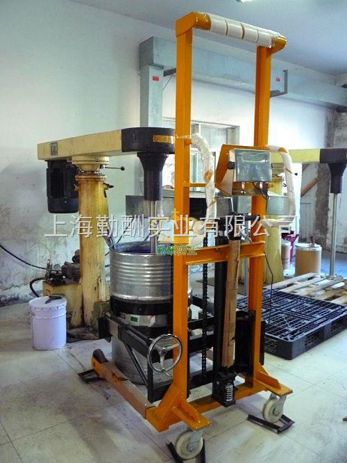 YCS液压油桶秤,北京倒桶秤,手动油桶秤