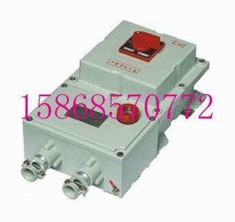防爆漏电断路器BDZ52-63/3L