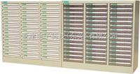 45抽样板柜工厂样品柜-样板存放柜