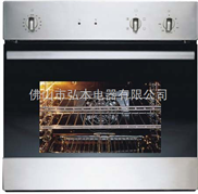 6功能 不锈钢电烤箱 嵌入式电烤炉 家用电烤炉