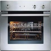 6功能 内嵌式电烤炉 嵌入式电烤炉 家用电烤箱