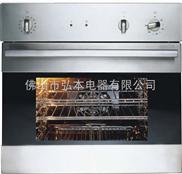 8功能 外貿原單烤箱 耐用電烤爐 嵌入式電烤箱