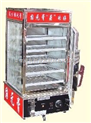 固元膏蒸箱 再生燃气蒸箱