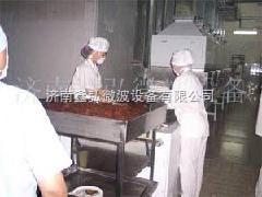 南京牛肉干干燥设备/微波牛肉干干燥烘干设备/鑫弘微波干燥设备