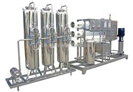 饮料生产水处理设备
