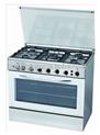 连体烤箱 一体式烤炉 家用电烤炉 欧式烤箱