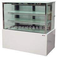 日式三层大理石直角蛋糕柜