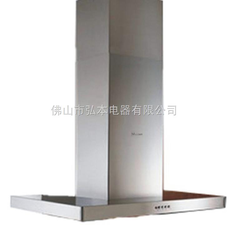 10d3-is 开放式厨房 中岛烟机 抽油烟机 吊顶式烟机