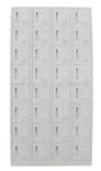 45门手机柜员工手机柜-化工厂手机柜