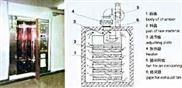 变性淀粉多层带式穿流干燥机