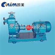 ZW型自吸式無堵塞排污泵
