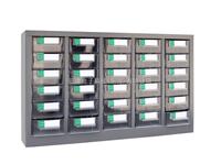 30抽元件柜零配件柜尺寸+零件柜规格