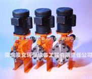 普罗名特ProMus系列电机驱动计量泵 液压隔膜计量泵 隔膜计量泵 环保设备厂家