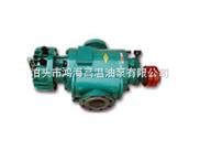 2W.W密封型双螺杆泵噪音低
