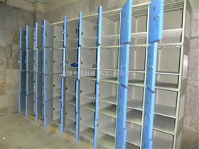 18门防水更衣柜全塑更衣柜-塑胶防水更衣柜